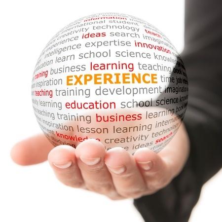 Capitaliza tu experiencia