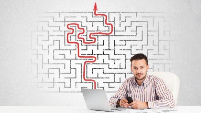 Los caminos que conducen a un empleo